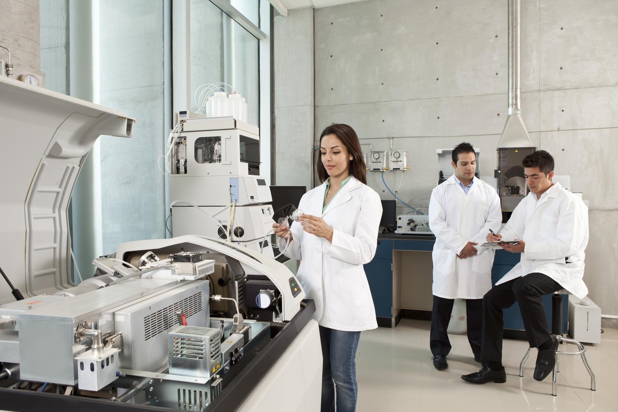 Mass Spectrometry Roundup: Liquid Chromatography Tandem Mass Spectrometry (LC-MS/MS)