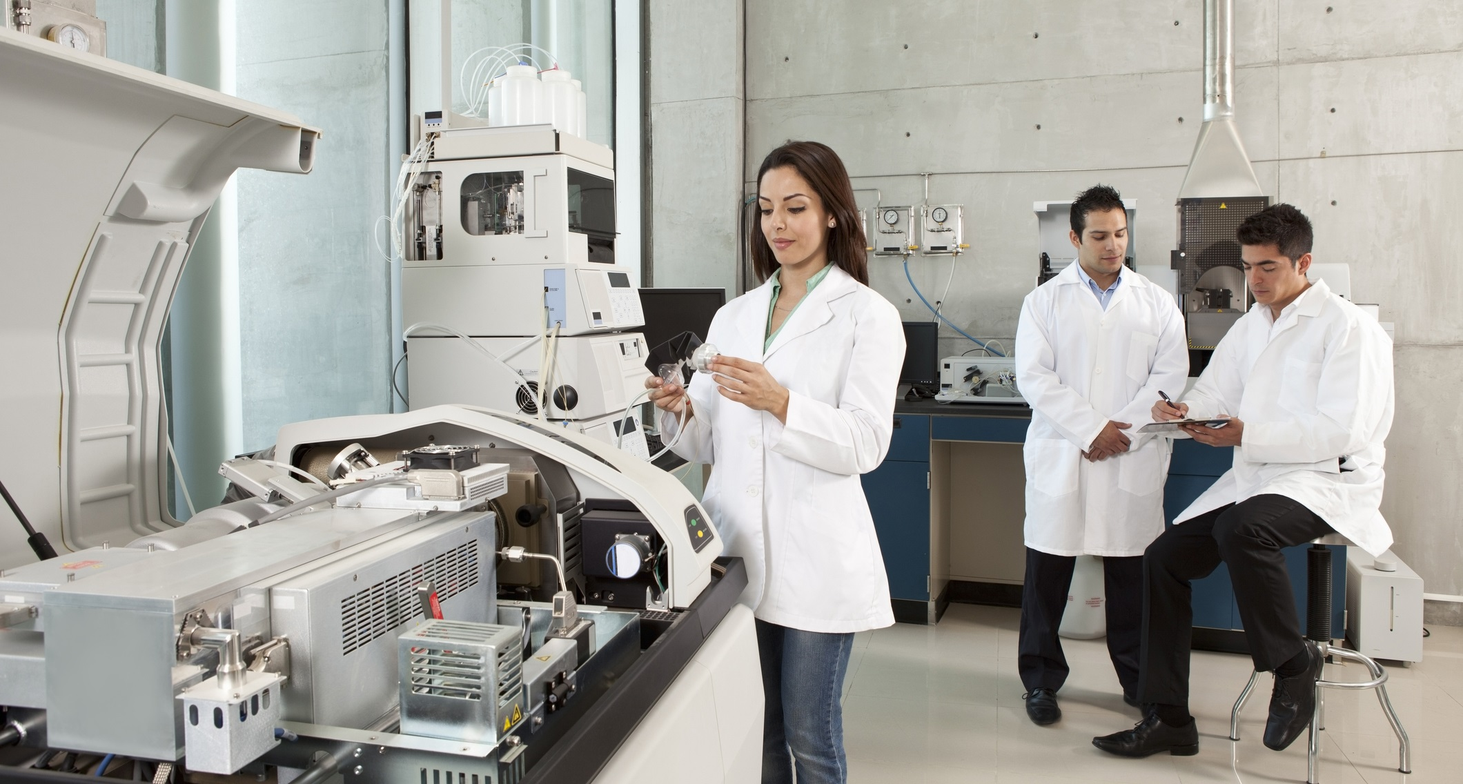 Mass Spectrometry Roundup: Liquid Chromatography Tandem Mass Spectrometry (LC-MS/MS)