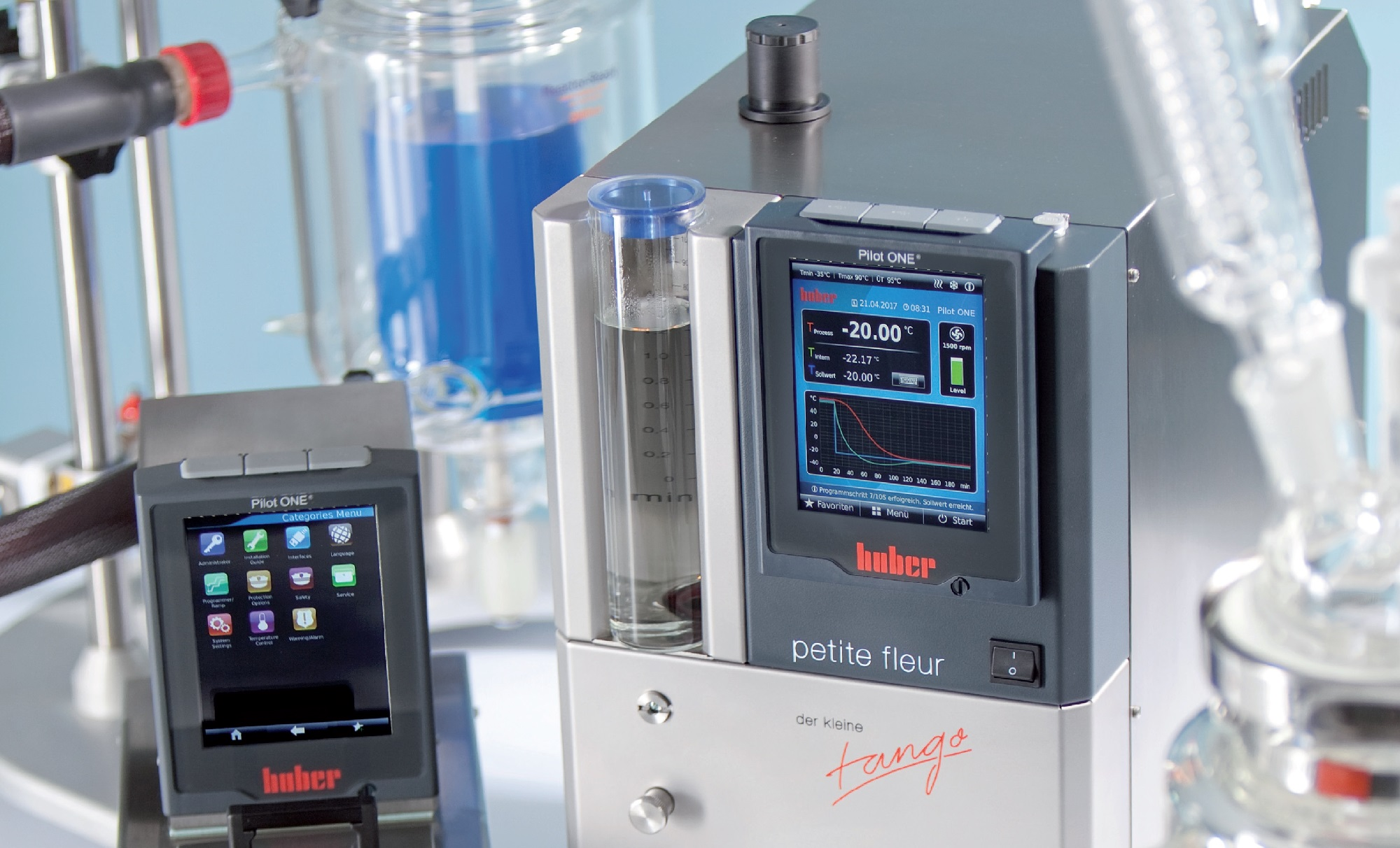 LabX Reasons to Upgrade: The New Huber Unistat® Dynamic Thermoregulation Systems