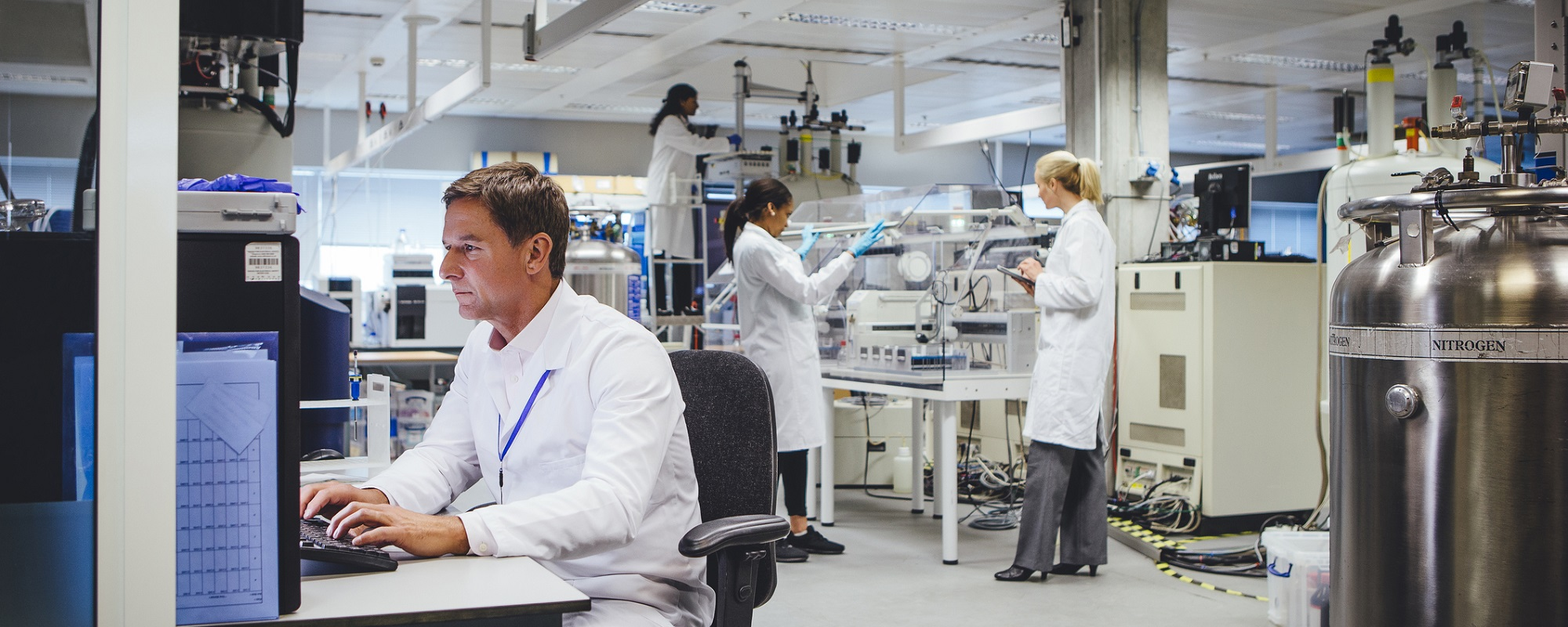 Mass Spectrometry Technology and Product Development Snapshots