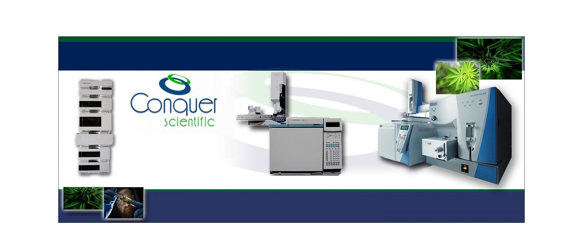Products, Service, and Expertise in Cannabis Testing: Conquer Scientific