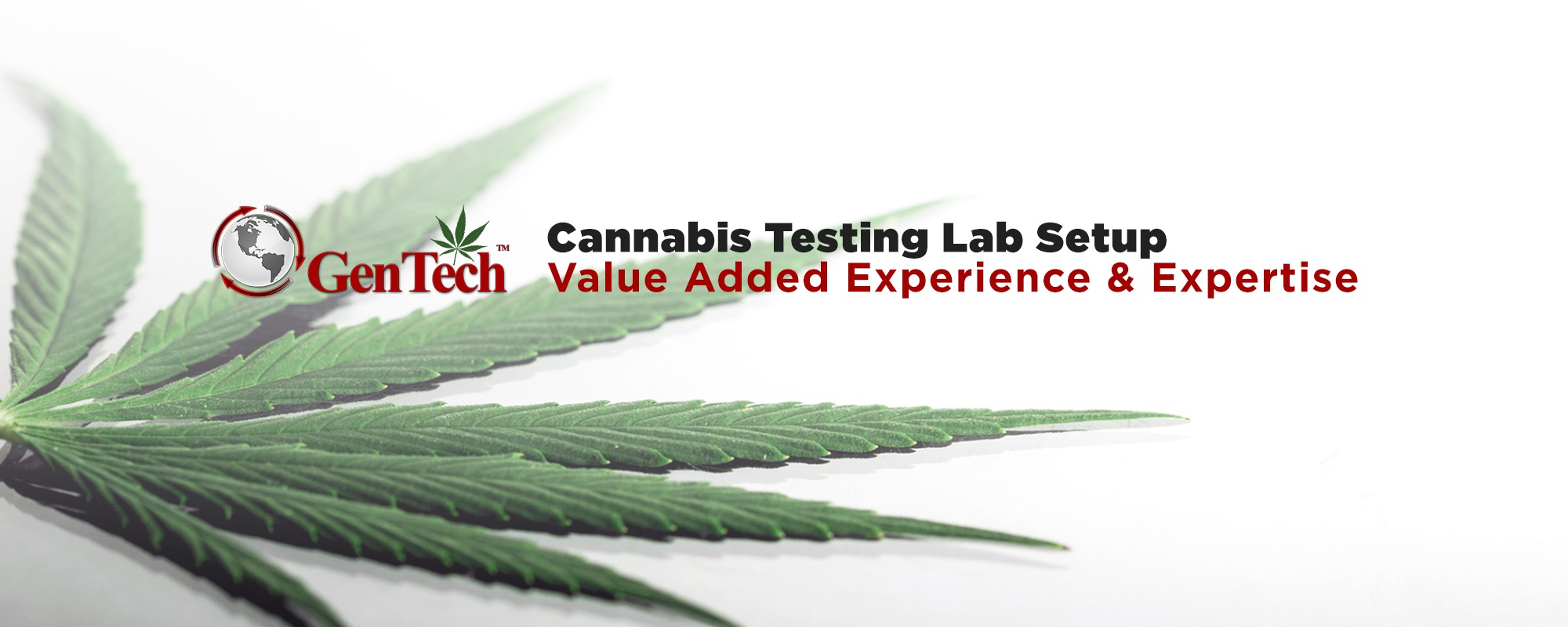 GenTech Scientific: Cannabis Testing Lab Setup